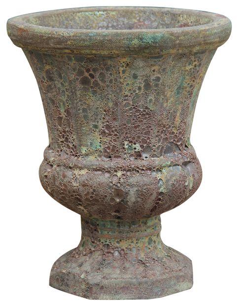 Urne Atle, Høyde 36 cm, Grønn