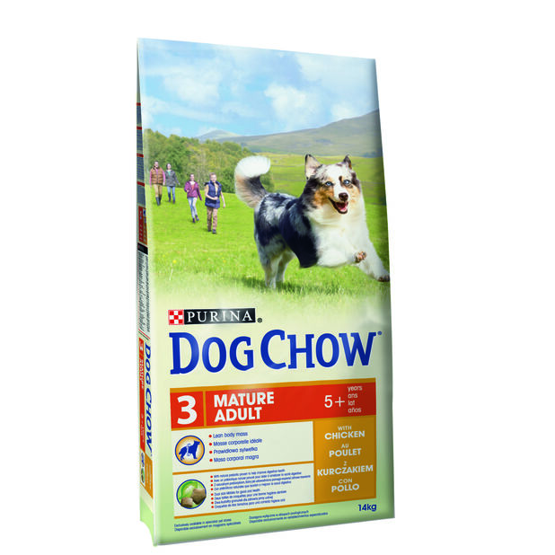 Dog Chow Adult Chicken & Rice 14kg