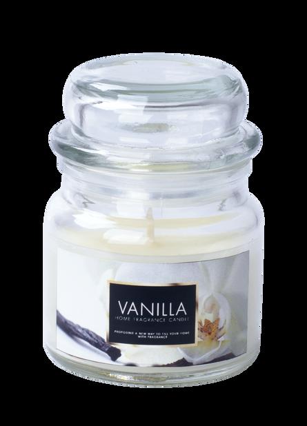 Duftlys Vanilje H8.5 cm