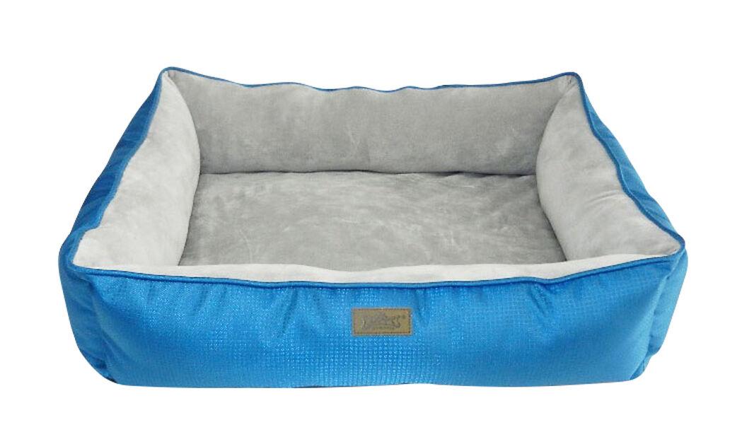 Hundeseng L, Lengde 100 cm, Blå