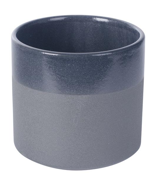 Potte Calla svart D 15 cm