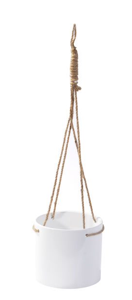 Ampel Flora  , Ø16 cm, Hvit