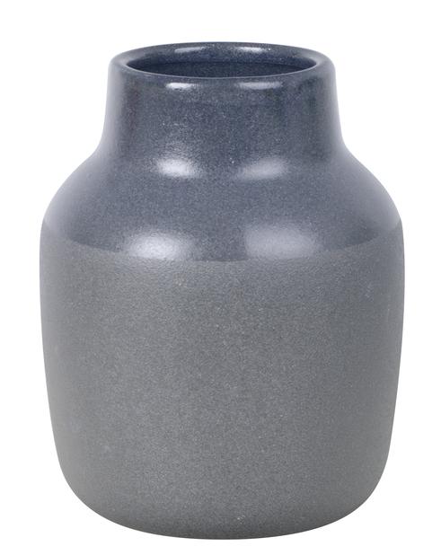 Vase Calla, Høyde 19 cm, Svart