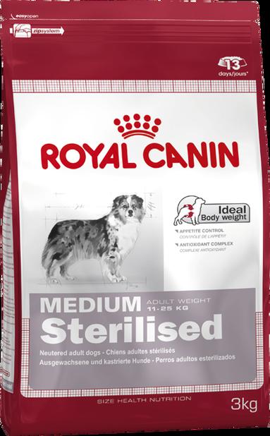 Medium Sterilised Adult 12kg