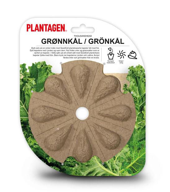 SeedCell disk - Grønnkål