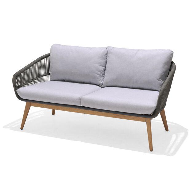 Sofa Ameland, Bredde 163 cm, Grå