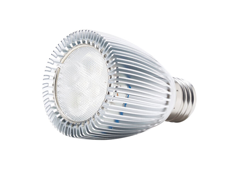 Plantelampe Standard 6W LED 60°