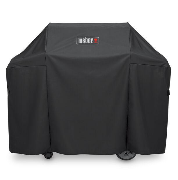 Premium grilltrekk - Weber Genesis II 300-serien, Svart