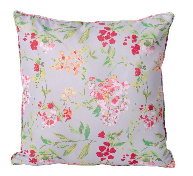 Pute Lilac 45 x 45 cm, grå