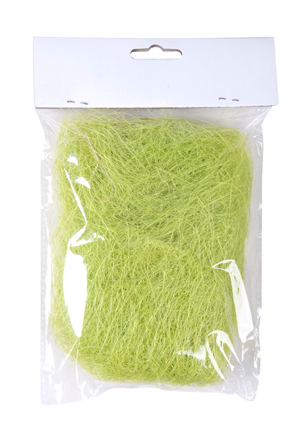 Sisal lysegrønn, 21 g