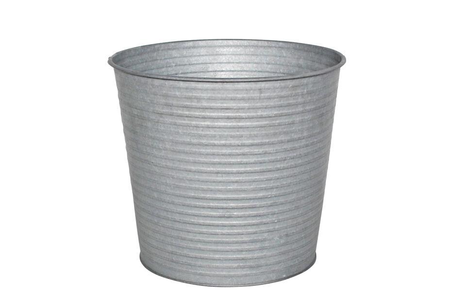 Potte crewe 20cm grå