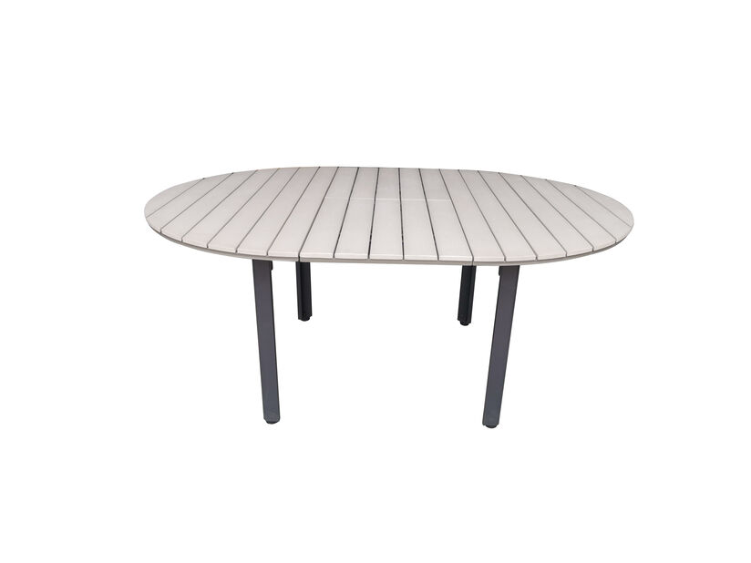 Bord Nydala, Ø130 cm, Svart