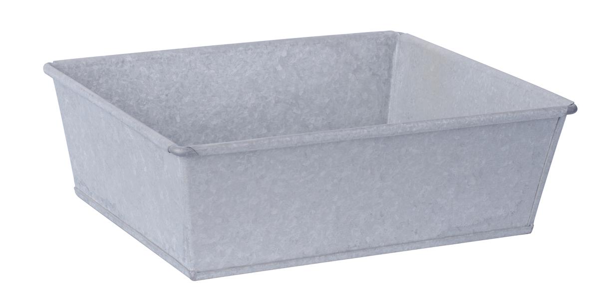 Sinkboks XS , Lengde 26 cm, Sølv