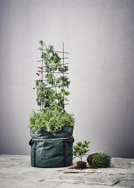 Plantebag Herba grønn 40x52 cm
