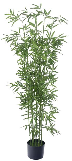 Bambus kunstig , Høyde 150 cm, Grønn