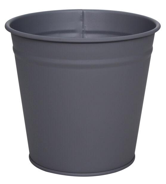 Potte Smilla, Ø14 cm, Grå