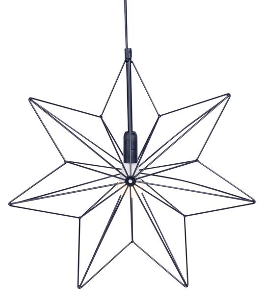 Metallstjerne Vibeke