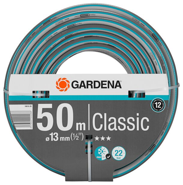Classic slange Gardena, Lengde 50 m