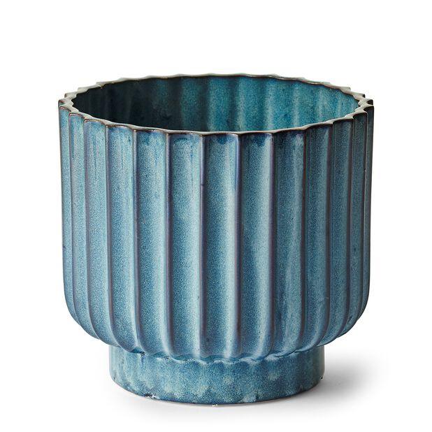 Potte Zara, Ø17.5 cm, Blå