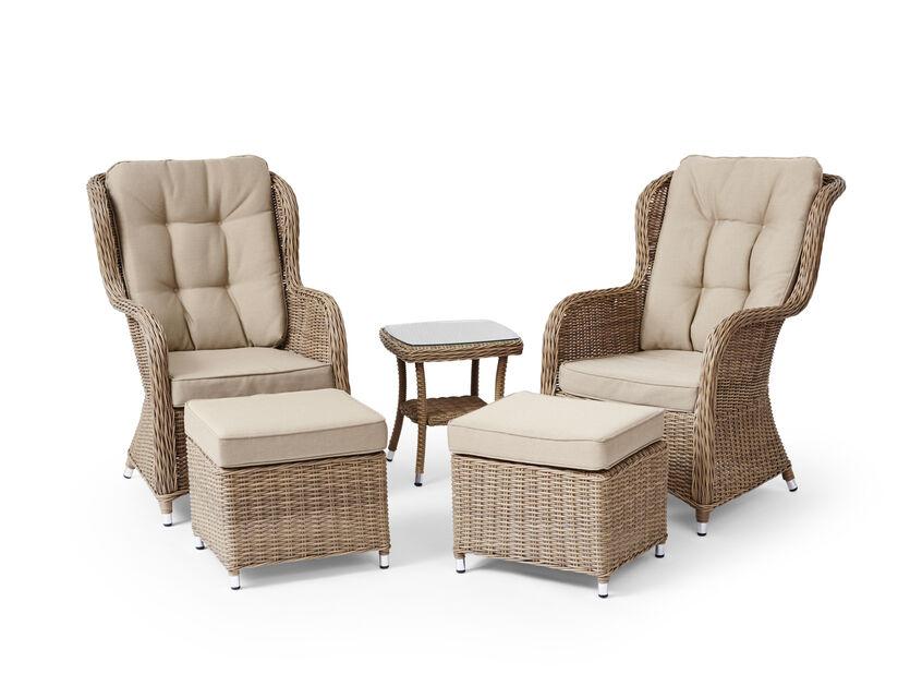 Sofagruppe Lotus Duo 1+2+2