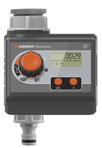 Vanningscomputer flexcontroll