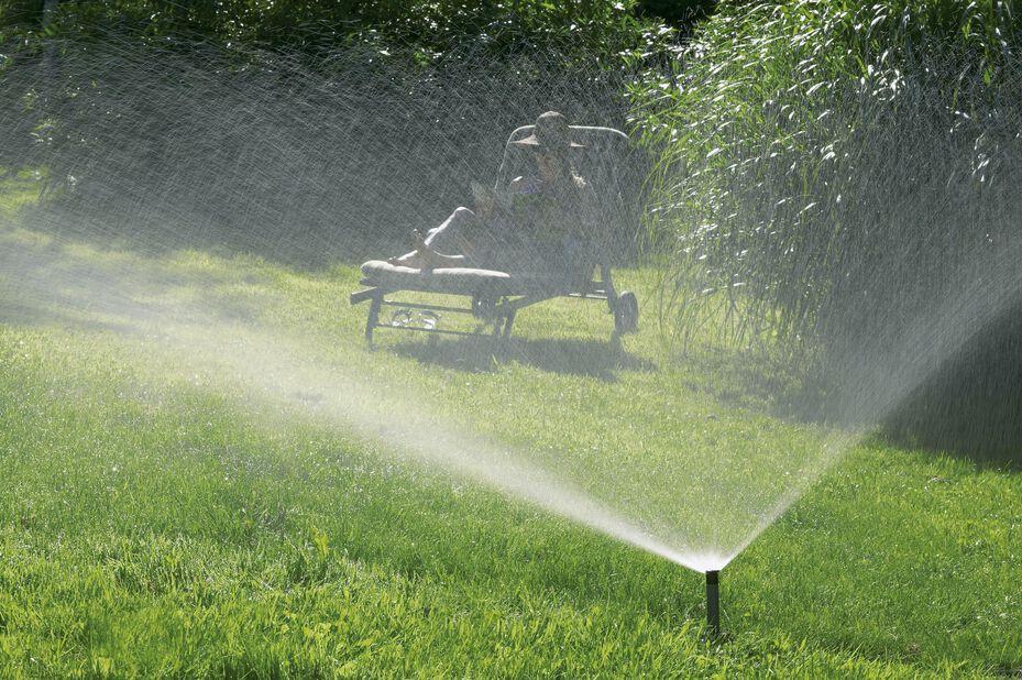 Pop up sprinkler S 80 Gardena
