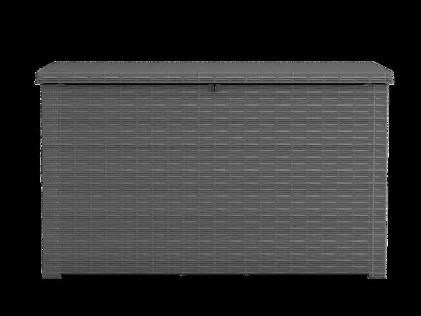 Oppbevaringsboks Java XXL 147x83x86 cm, grå