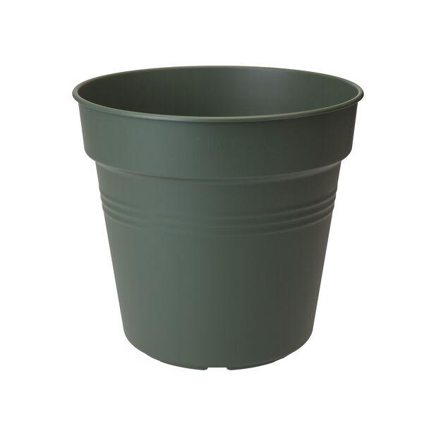 Plantepotte Green Basics, Ø30 cm, Grønn