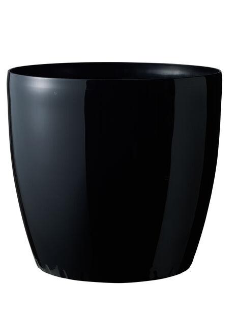 Selvanningspotte Leva på hjul sort