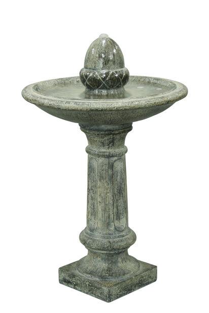 Fontene Venedig, Høyde 70 cm, Grå