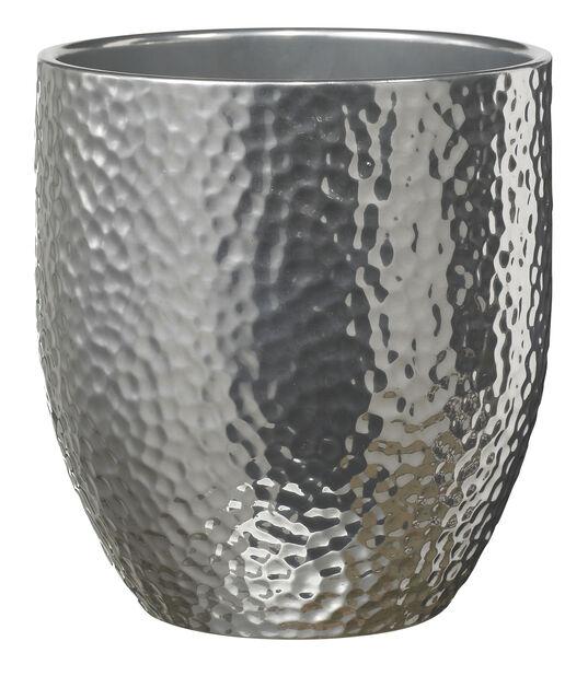 Potte Grace D13 sølv