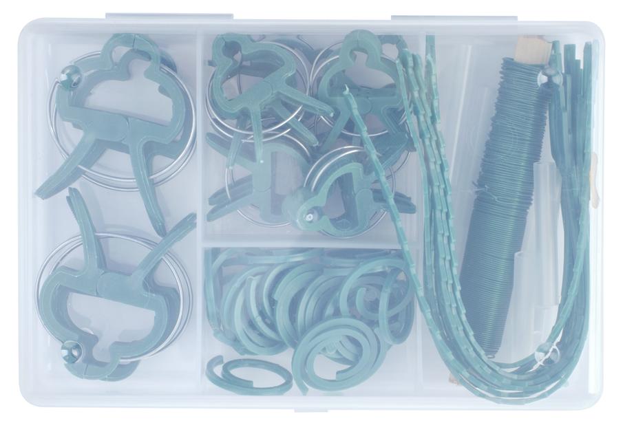Oppbindnings kit, Grønn