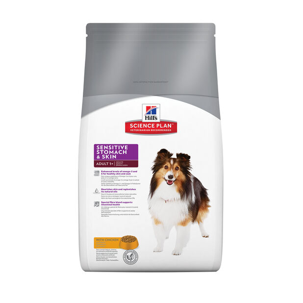 Sp Canine Sensitive Skin & Stomach Chicken 12Kg, 12 kg