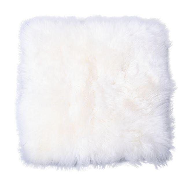Saueskinn, Lengde 36 cm, Hvit