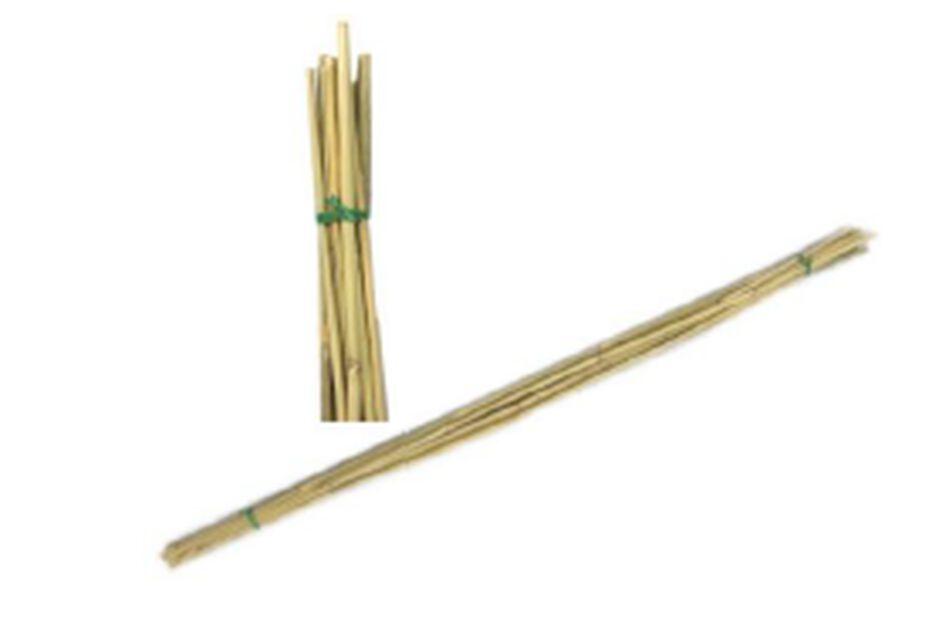 Bambuspinne, Høyde 90 cm, Beige