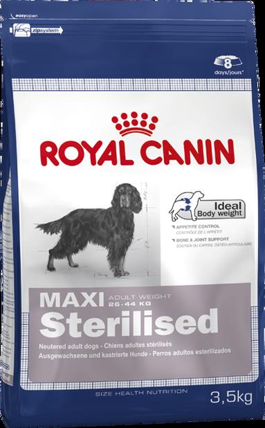 Maxi Sterilised Adult 12kg