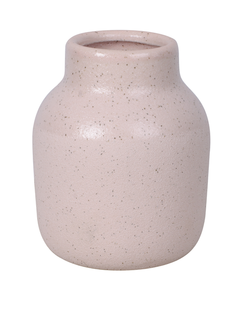 Vase Calla rosa H 13,5