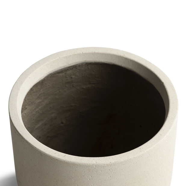 Potte Hue, Ø37 cm, Beige