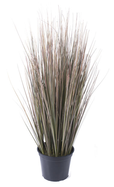 Gress i potte H76 cm, kunstig