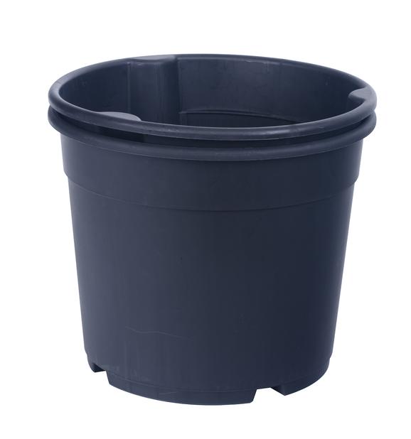 Potetpotte, Ø30 cm, Svart