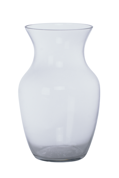 Vase Livia, Høyde 20 cm, Transparent