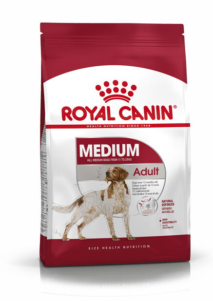 Medium Adult 7+ 4kg, 4 kg