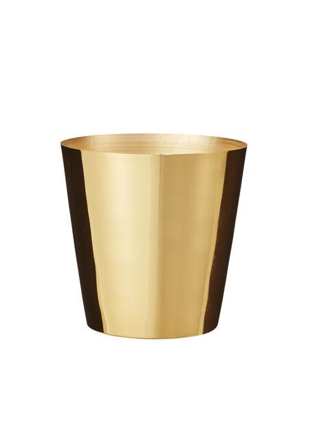 Potte Noelle, Ø13 cm, Gull