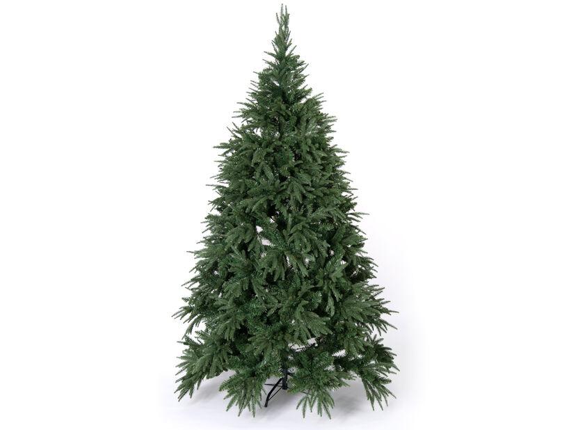 Kunstig juletre , Høyde 220 cm, Svart