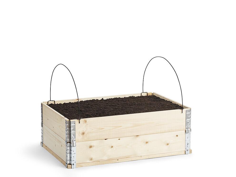 Bøyle til plantekasse Svart | Plantasjen