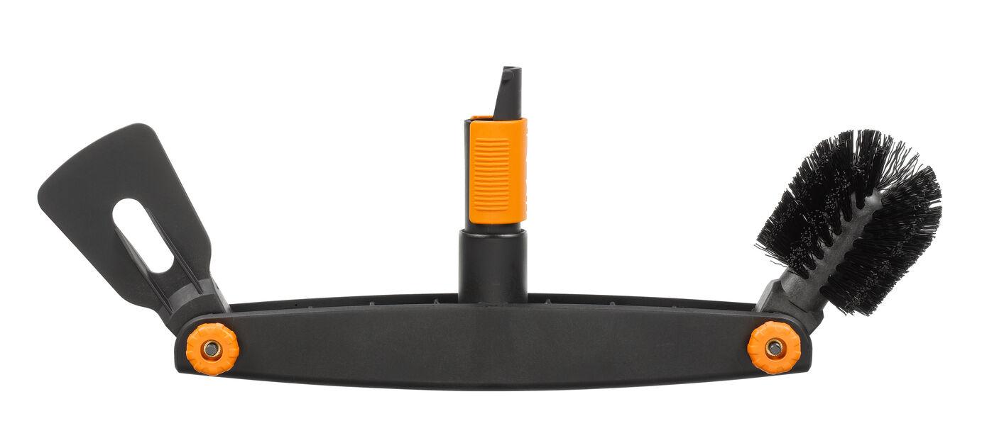Quikfit takrennerenser Fiskars, Bredde 34 cm, Flerfarget