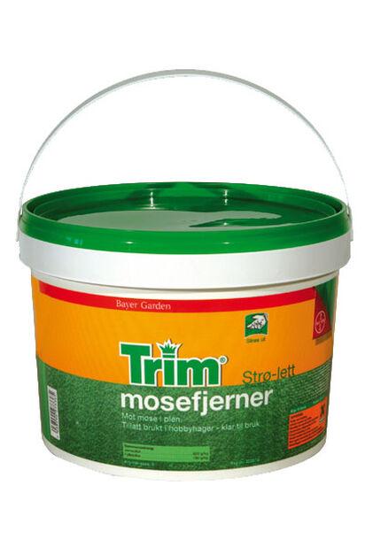 Mosefjerner Trim, 8.75 kg, Flerfarget