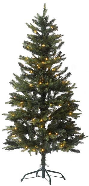 Kunstig juletre Narvik med lys 150 cm