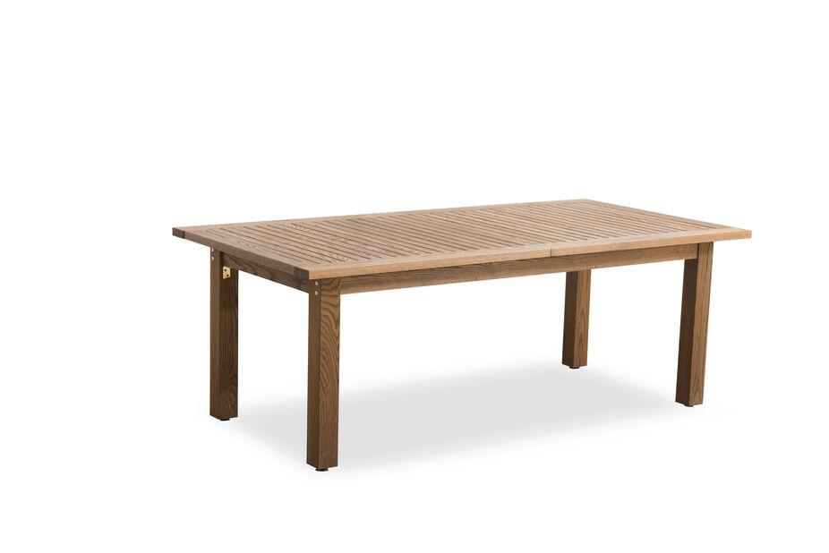Spisebord Muranga/Atlanta, Lengde 300 cm, Brun