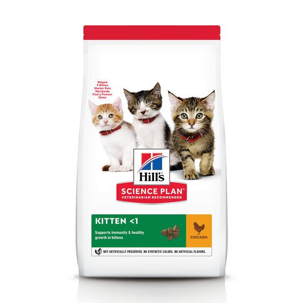 Hill's Kitten Kylling, 1.5 kg